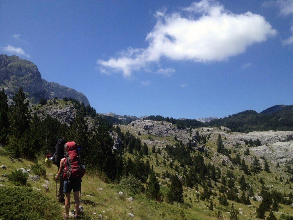 Hiking_Via_Dinarica_Bosnia_and_Herzegovina_BiH_Prenj