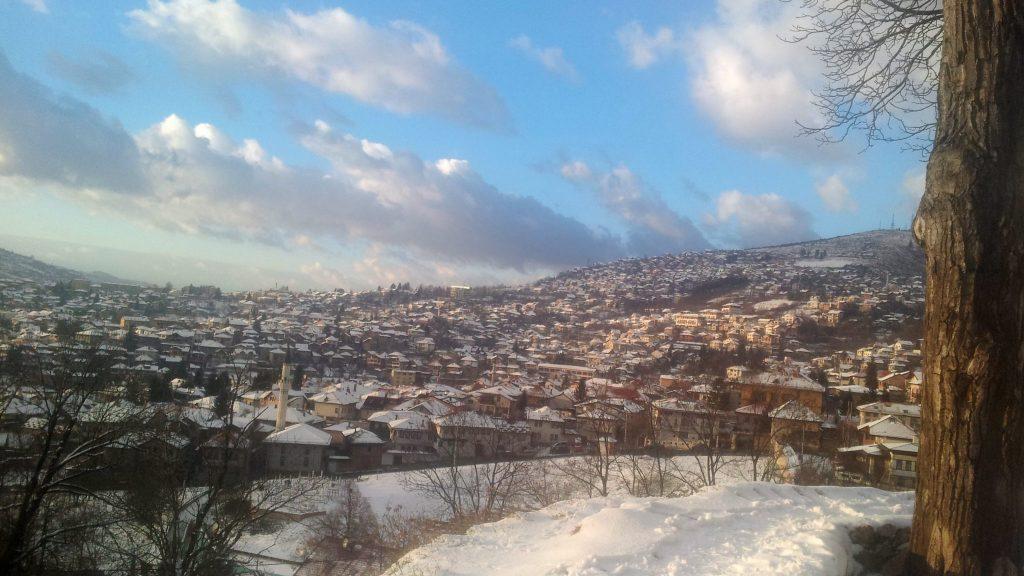 BLOG   Snow and other stuff in Sarajevo