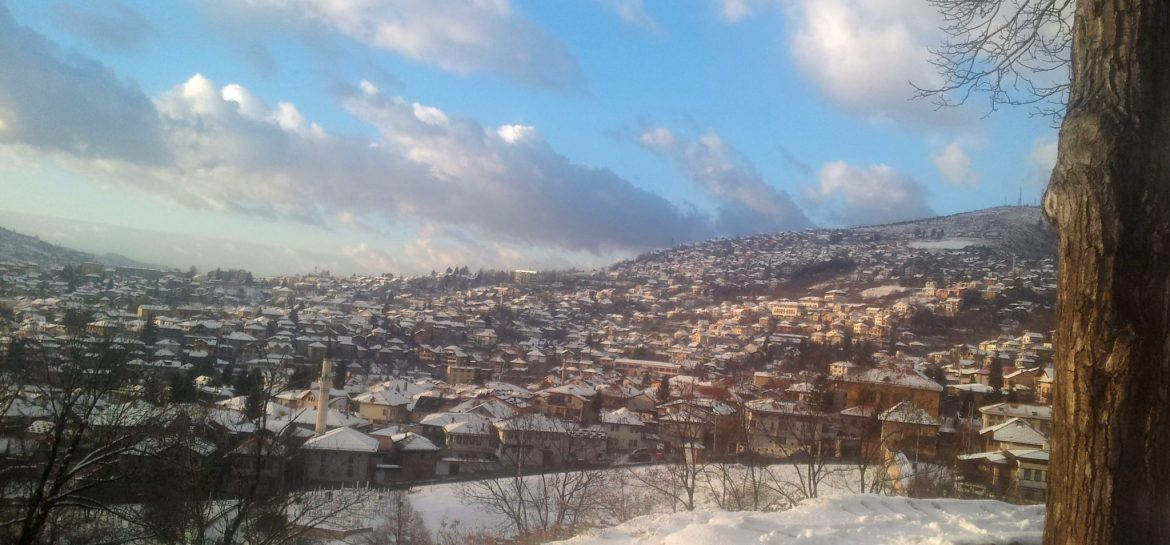 BLOG | Snow and other stuff in Sarajevo