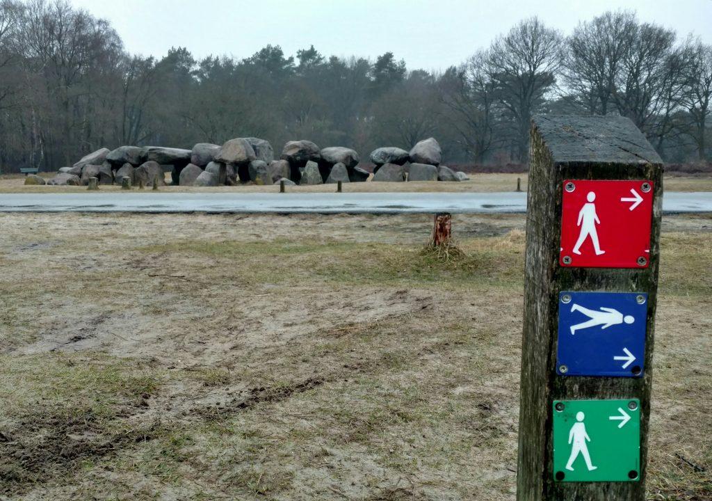 route_hunebedden_drenthe