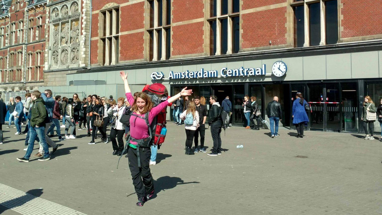 BLOG | Dag Amsterdam, goedemorgen Nederland!