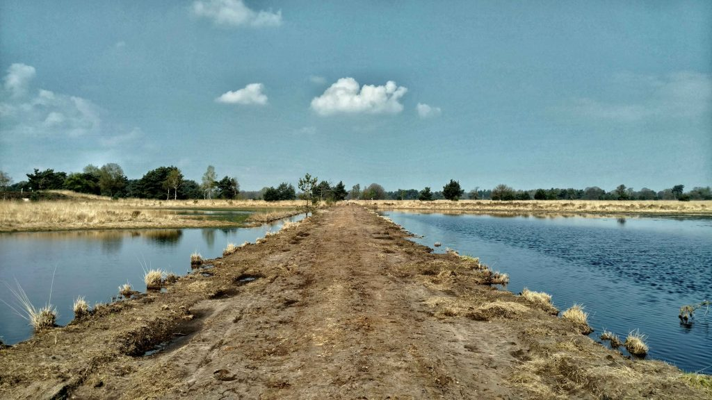 Kampina, Pelgrimspad in Brabant