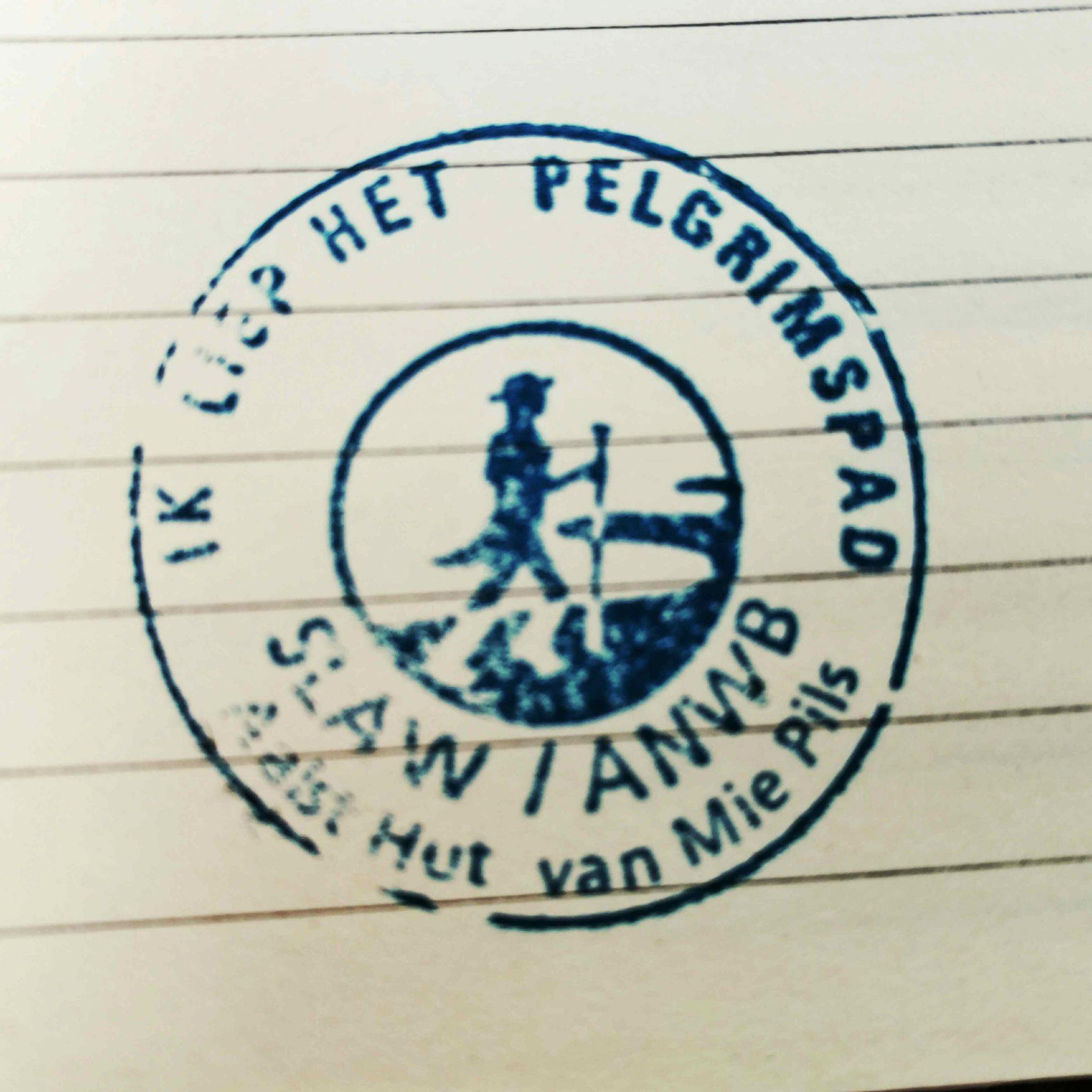 LOWBUDGET PELGRIMEREN op het Pelgrimspad in Nederland
