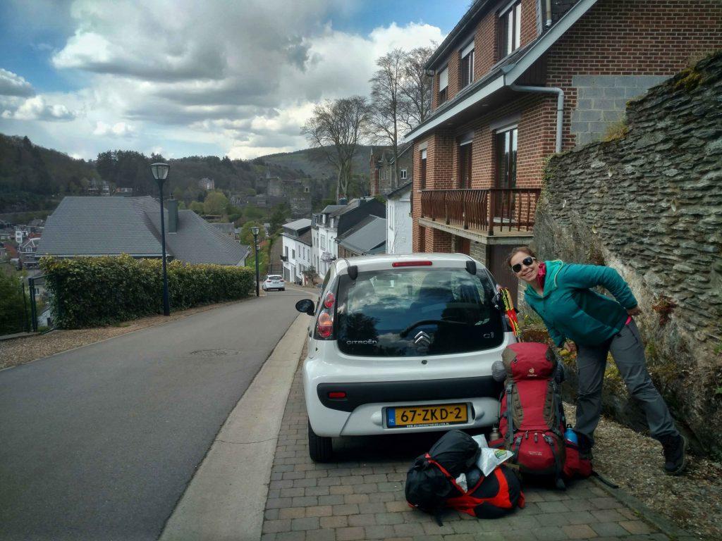 La_roche_en_ardenne_parking
