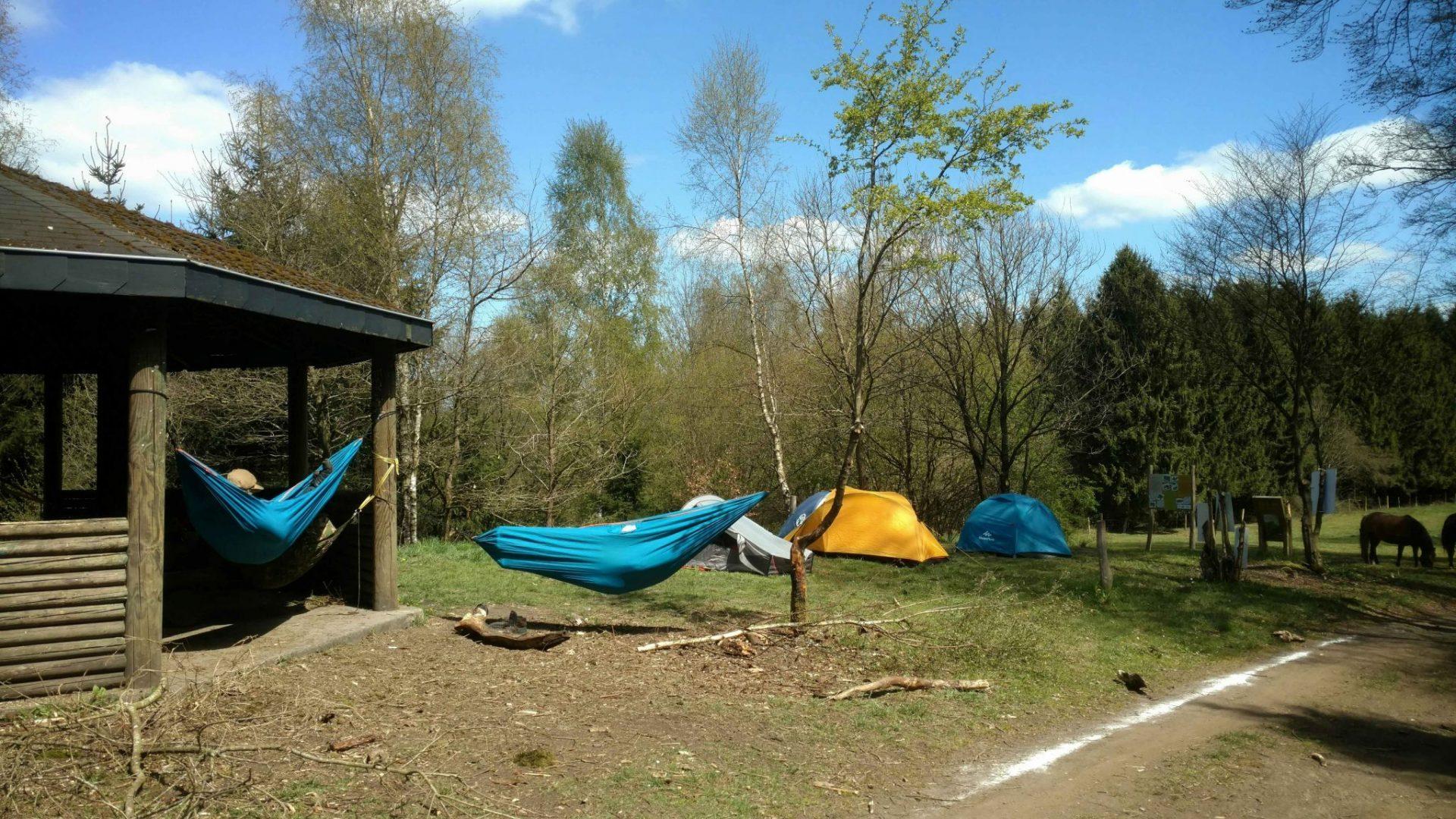 BLOG | 36 Uur op Aire de Bivouac des Blancs Bois