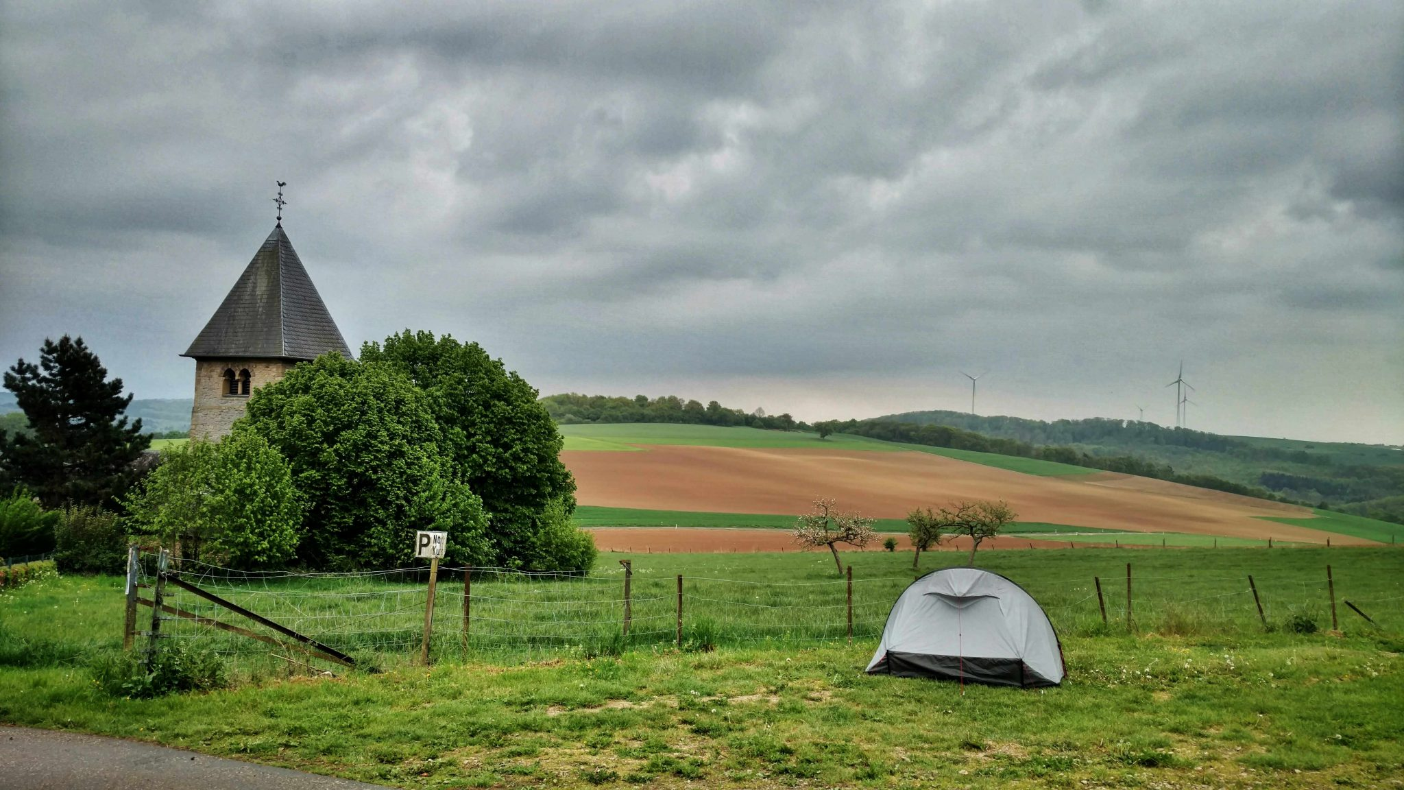 Wildcamping_luxembourg_gr5
