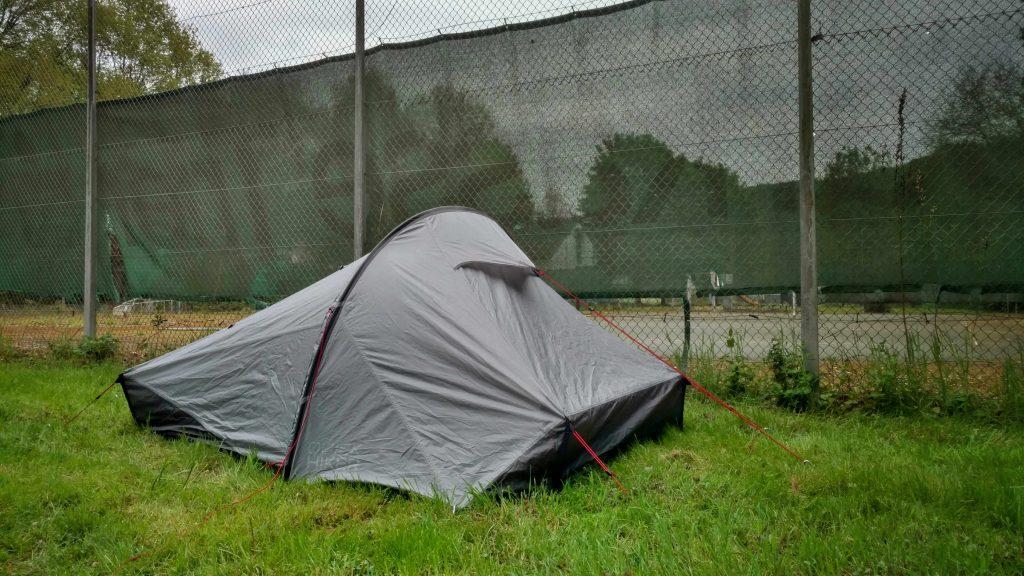 DUITSLAND Bivak | Sad_camp_spot