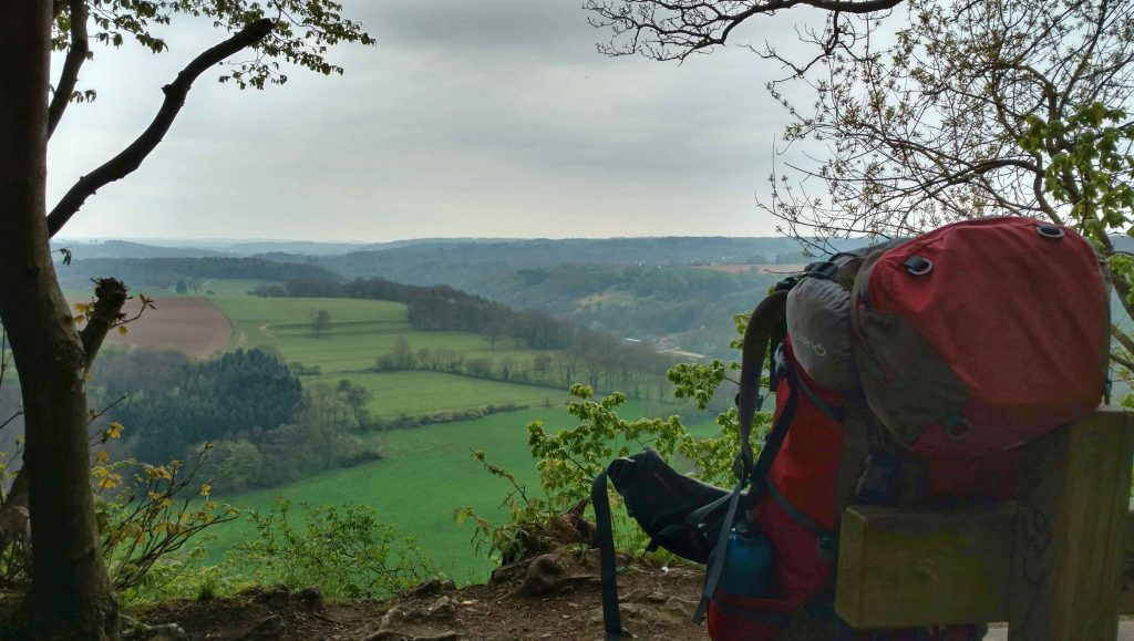 Ourthe valley Ardennes | Walking through Wallonia