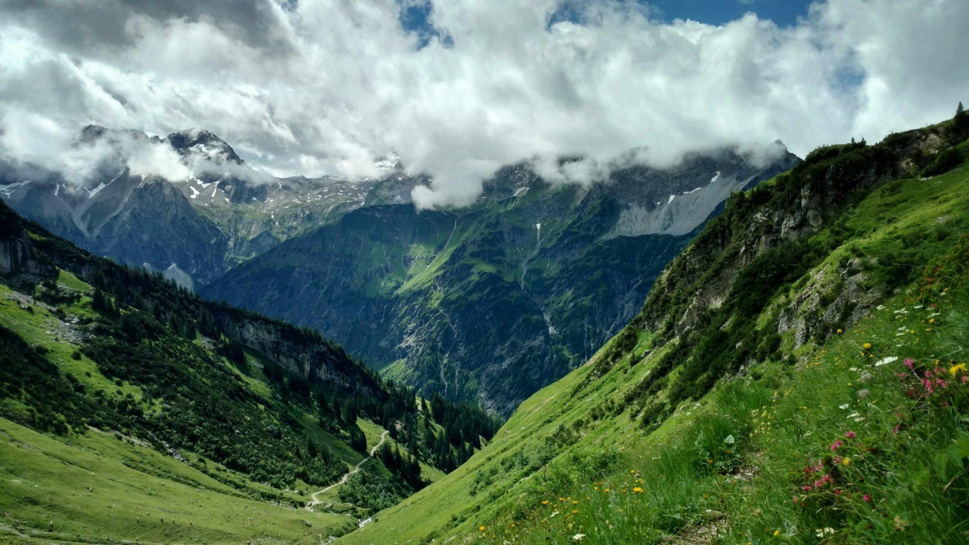 BLOG | Via Alpina vanuit de tent