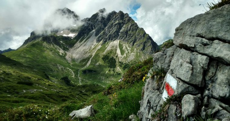 BLOG | Traversing the Austrian Alps on the Via Alpina
