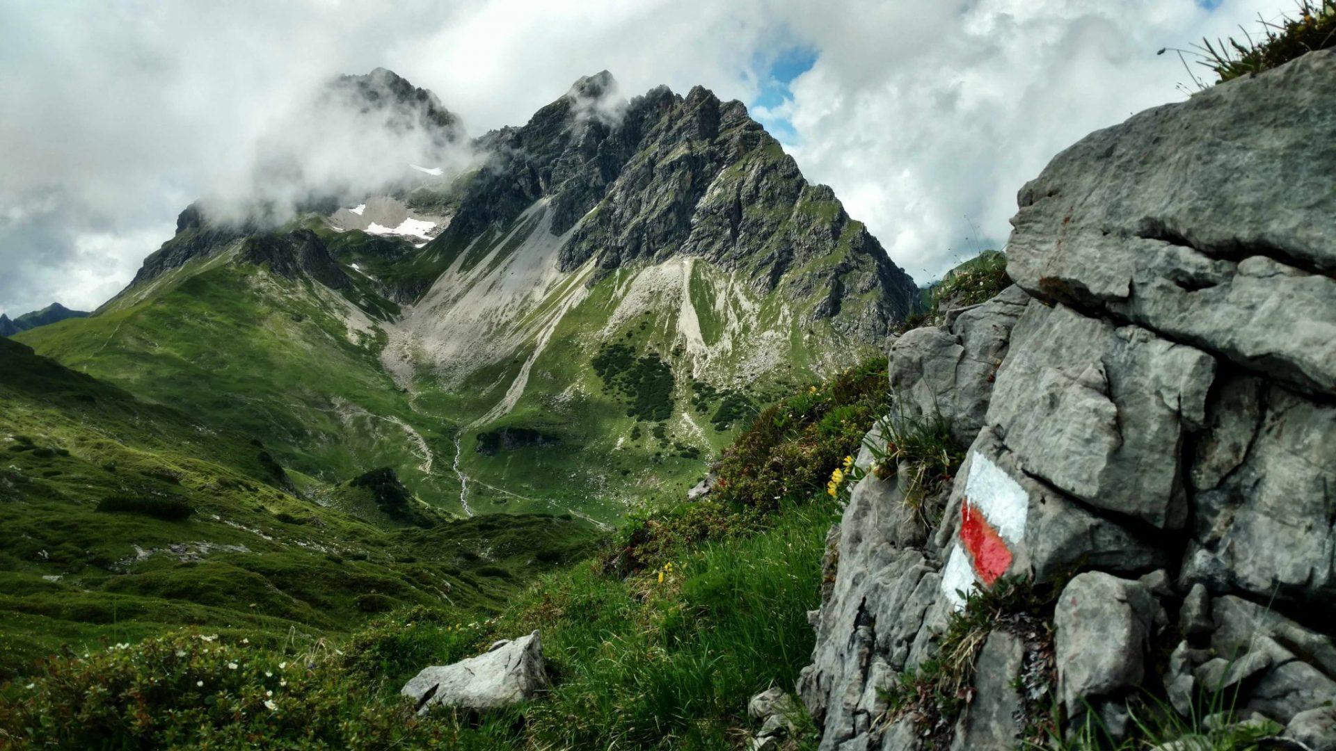 BLOG | Traversing the Austrian Alps on the Via Alpina