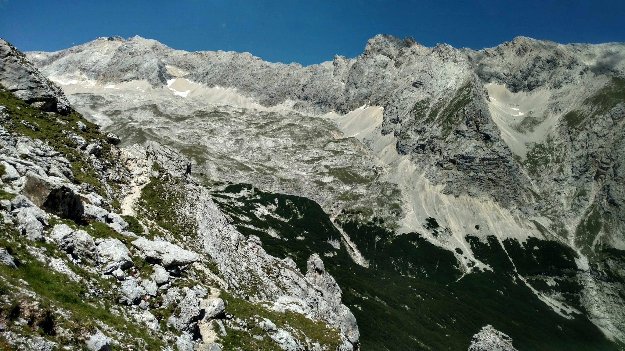BLOG   Tiroler Zugspitz Arena, waar wandelen bergwandelen wordt