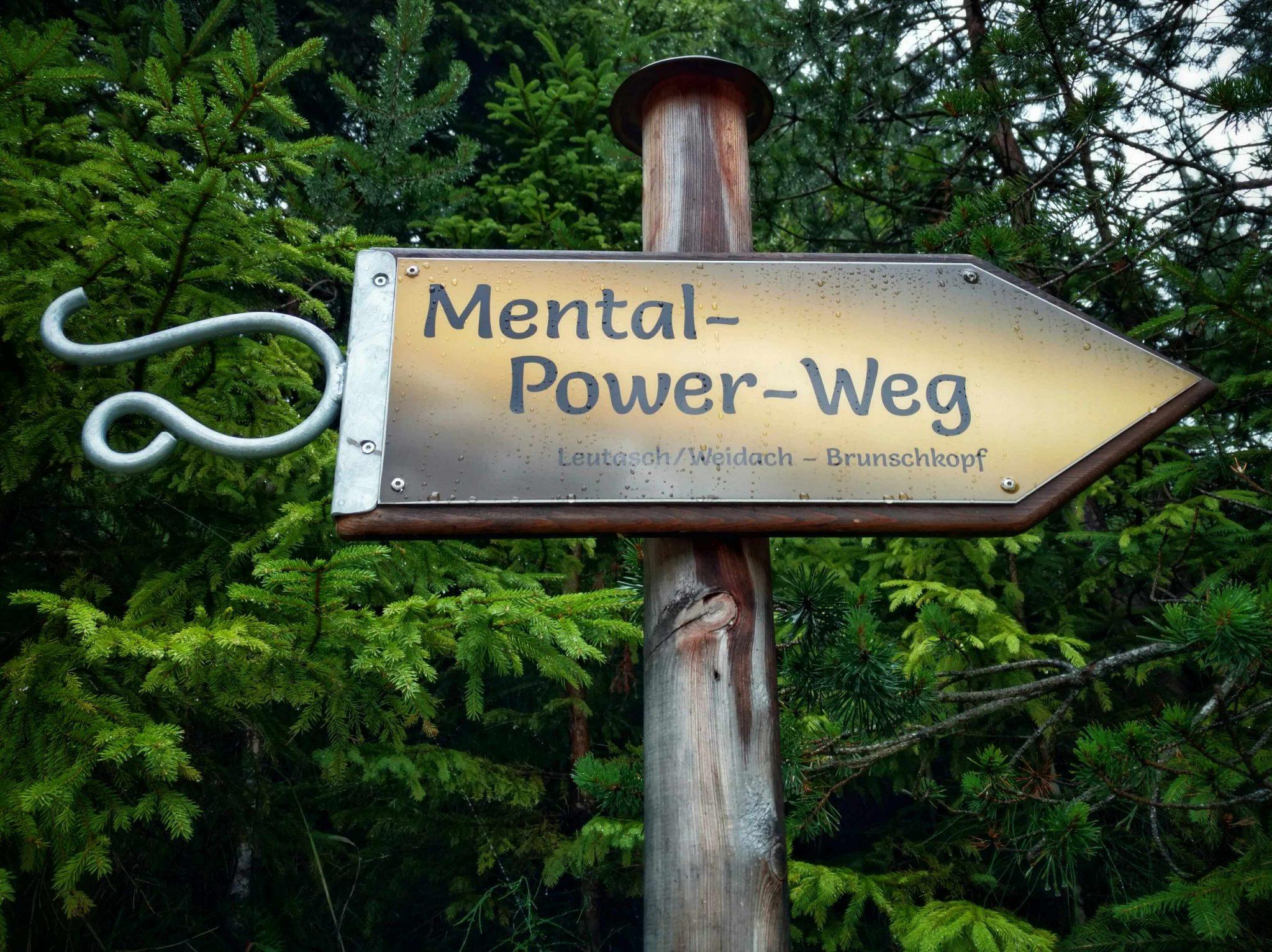 Mental-Power-Weg | Het wel en wee van een wandelaar