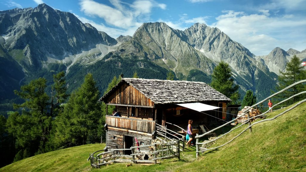 BLOG | De bergredding van Außerweger Alm