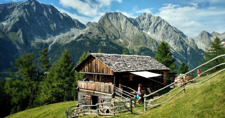 BLOG | De bergredding van Außerweger Alm