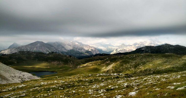 BLOG | Noodweer in de Dolomieten