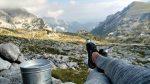 Noodweer in de Dolomieten