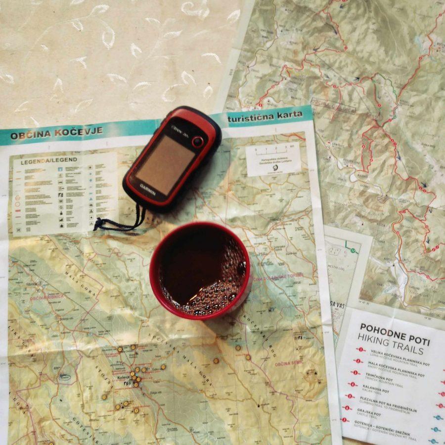 Route plannen