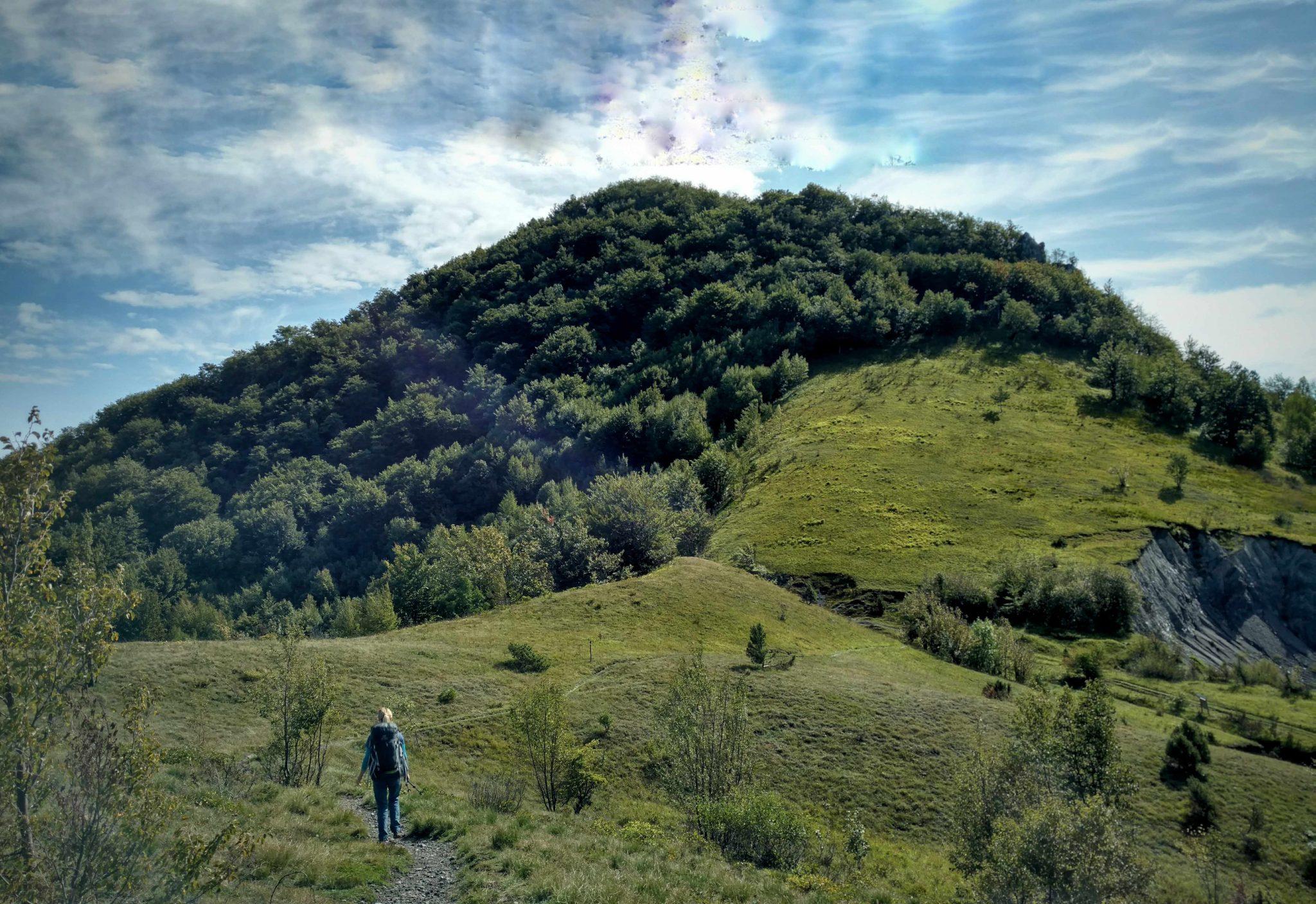 Heuvels_trail_van_klek_naar_ogulin