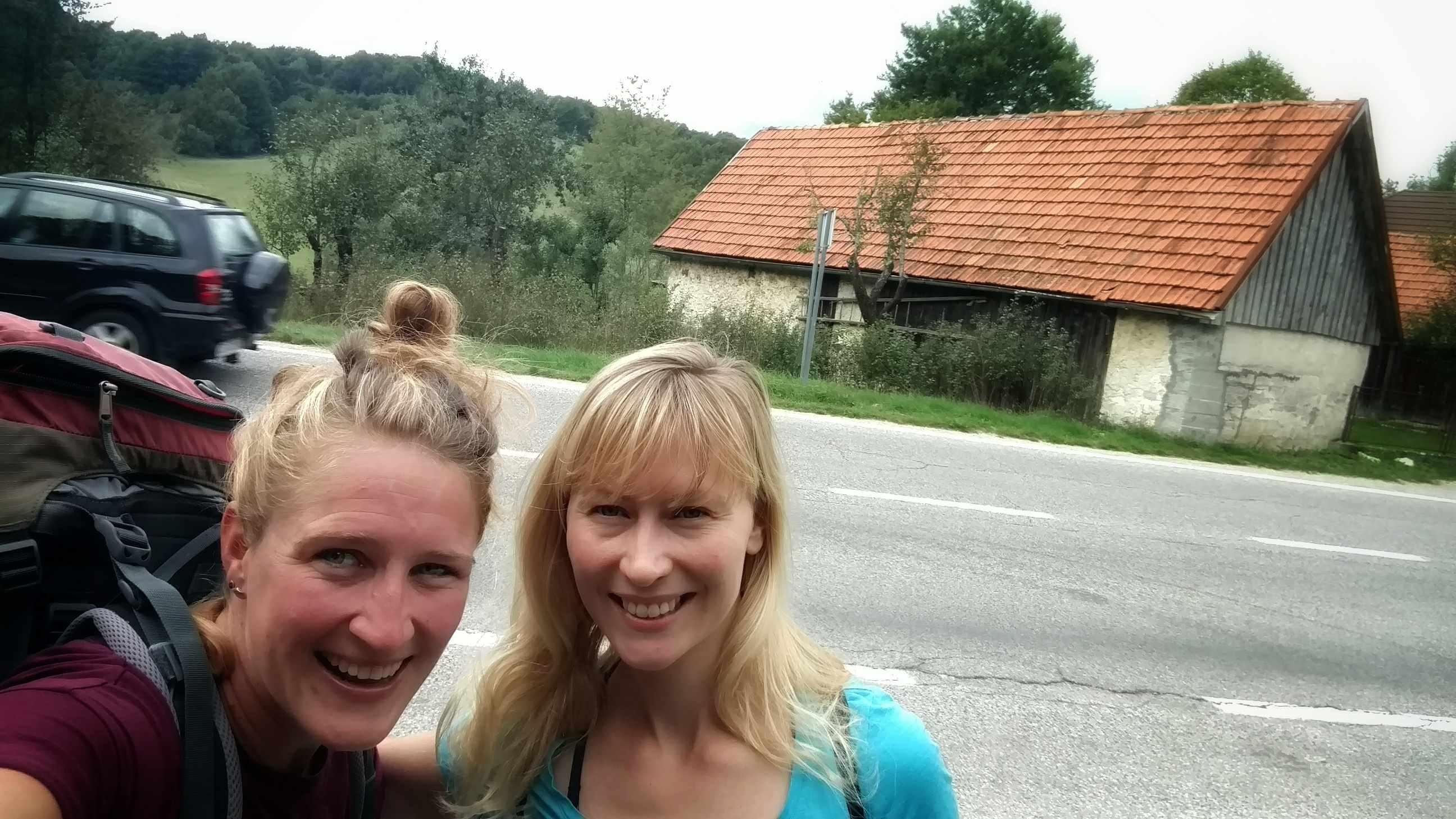 Afscheid_selfie | Op avontuur met Elise