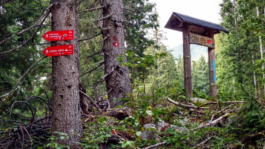 De donkere route naar Crni Vrh | Blog terug van weggeweest
