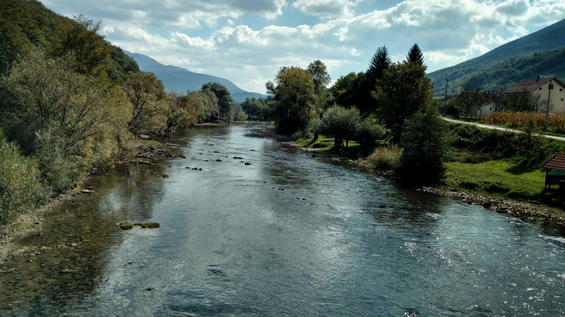 BLOG | Terug van weggeweest. Of, mijn groene Via Dinarica van Drinić via Ključ naar Ribnik