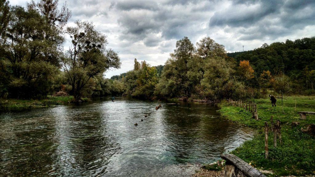 Ribnik rivier in Bosnië en Herzegovina | Via Dinarica Green Trail