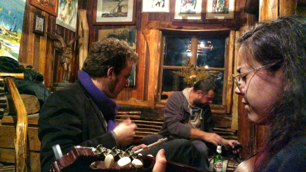 Live muziek in Zelenkovac