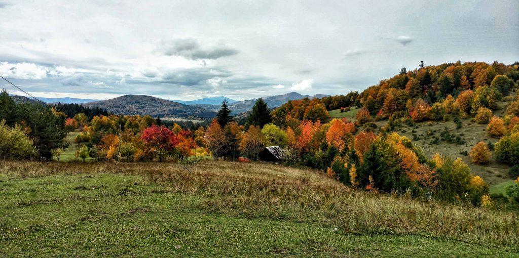 Herfst op de Via Dinarica