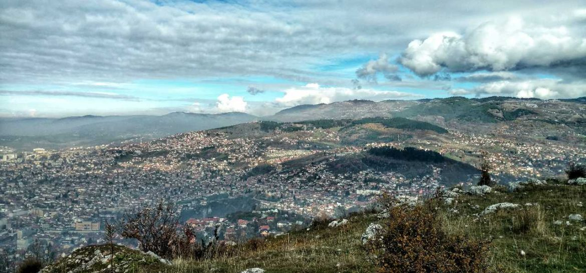 BLOG | Sarajevo; a Concrete Gem Amidst Mighty Mountains