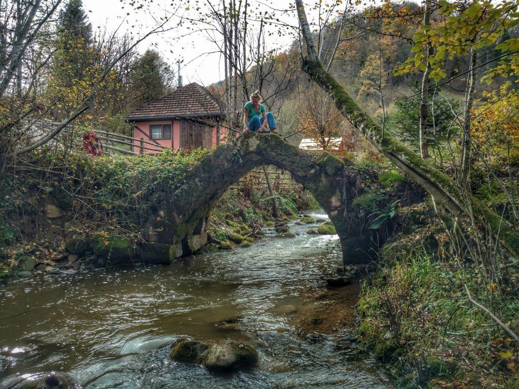 Rimski most orlja | Verborgen schatten in Bosnië en Herzegovina