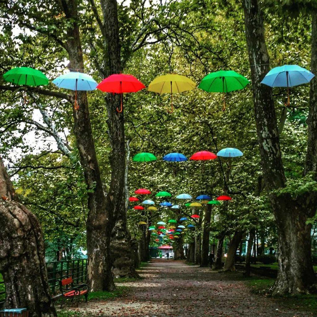Bihać umbrella lane