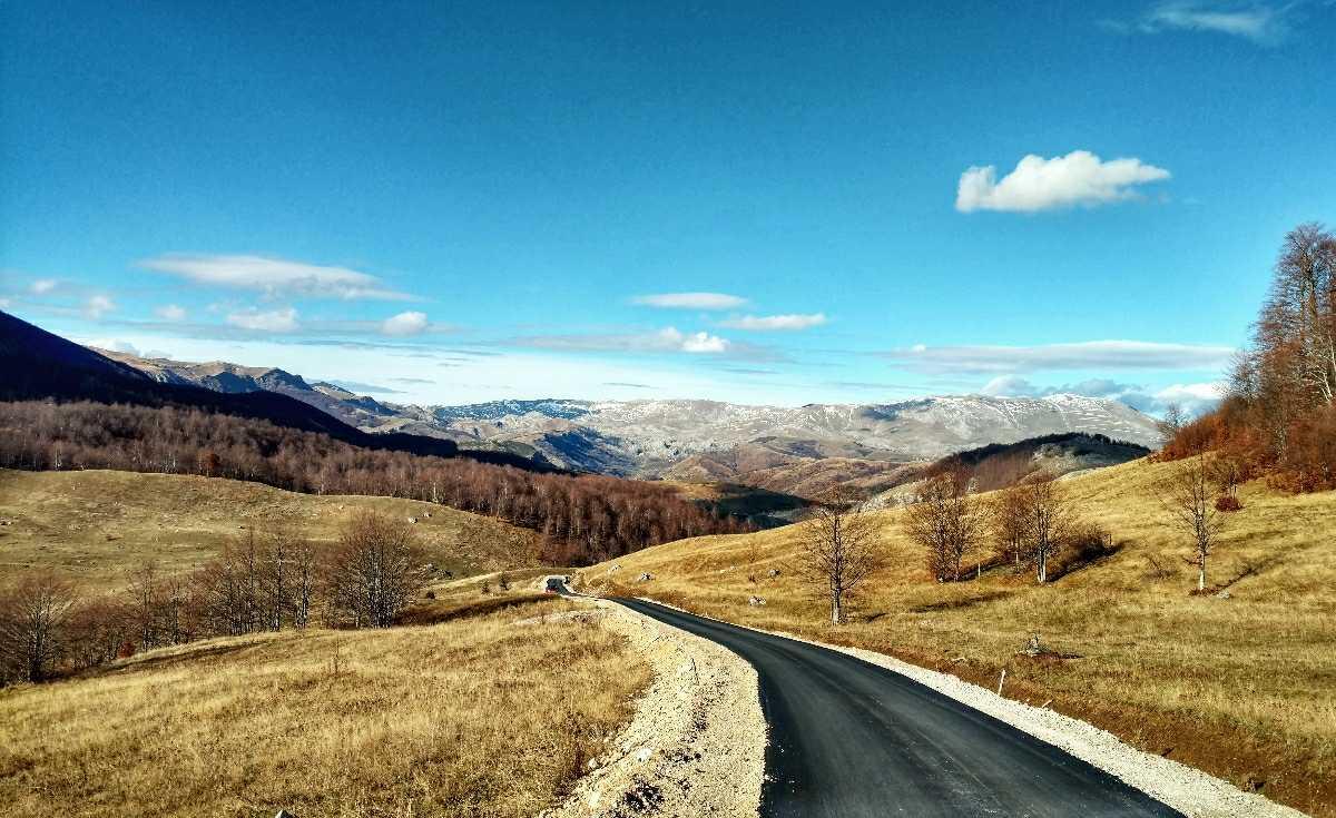 Looking back on November: biking Bosnia and Herzegovina by myself