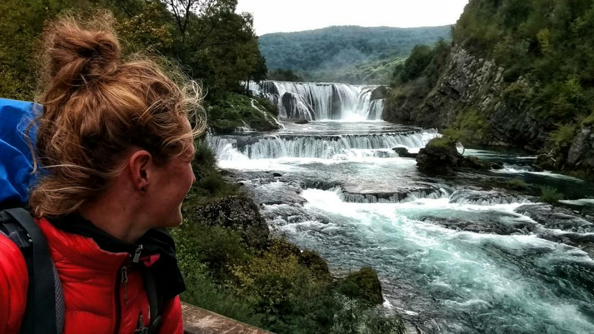 Hiking in Una National Park | Looking back on September