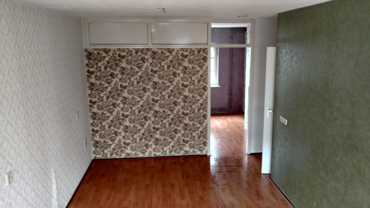 Looking back on December - Empty apartment Amsterdam Betondorp