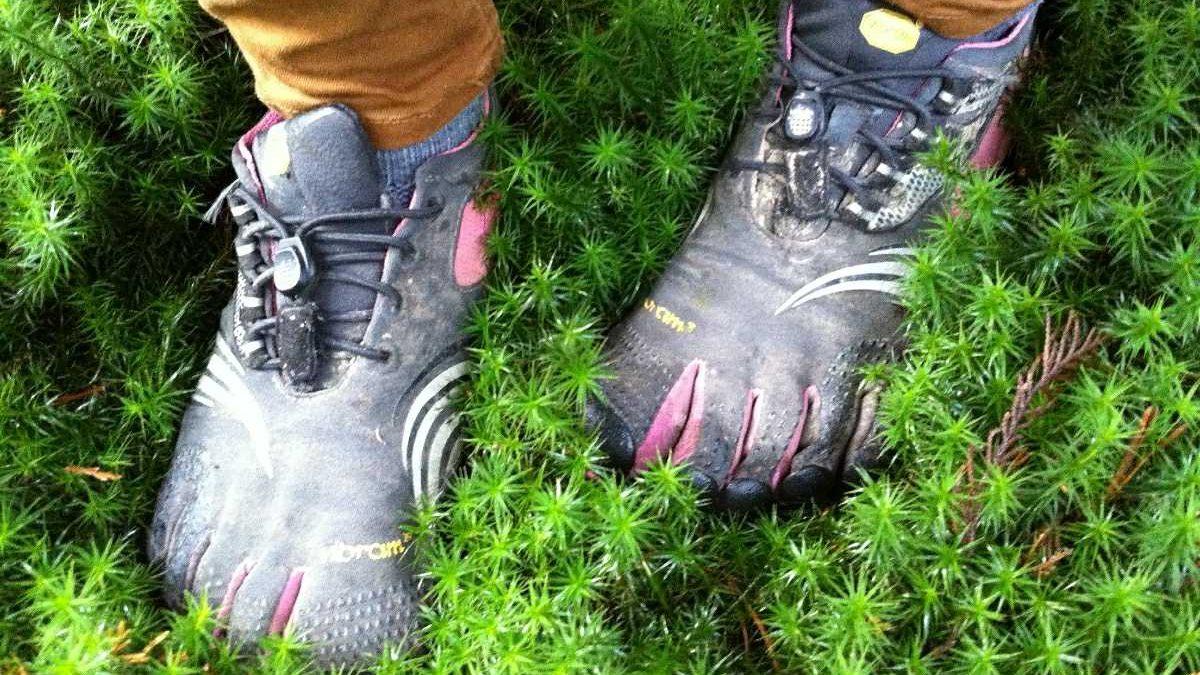 BLOG | FiveFingers and sandals