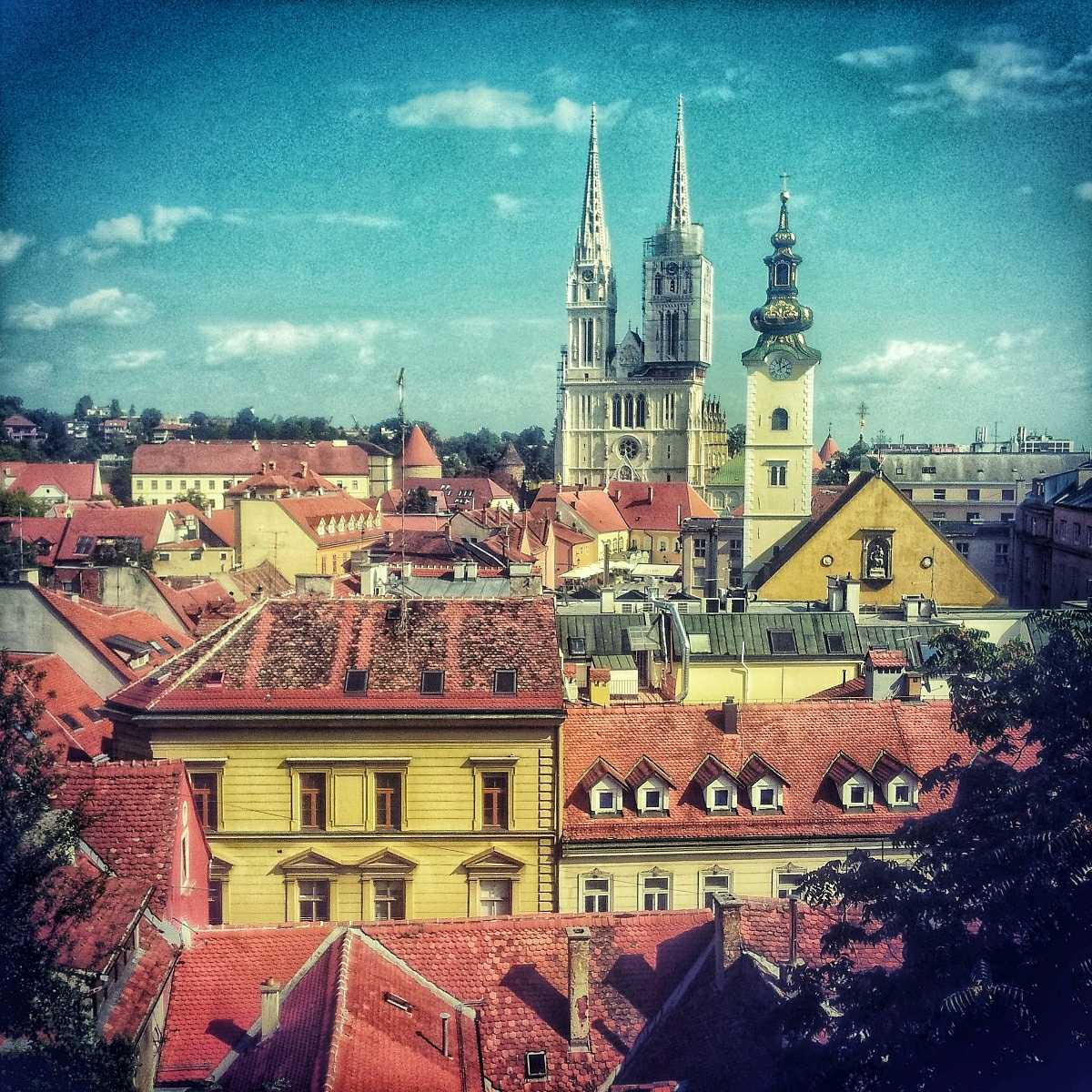 Looking back on December: In Zagreb, Croatia
