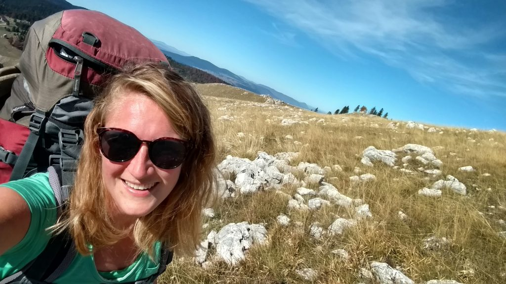 Hiking the Balkans - Dinaric Alps - Dinarides in Bosnia and Herzegovina