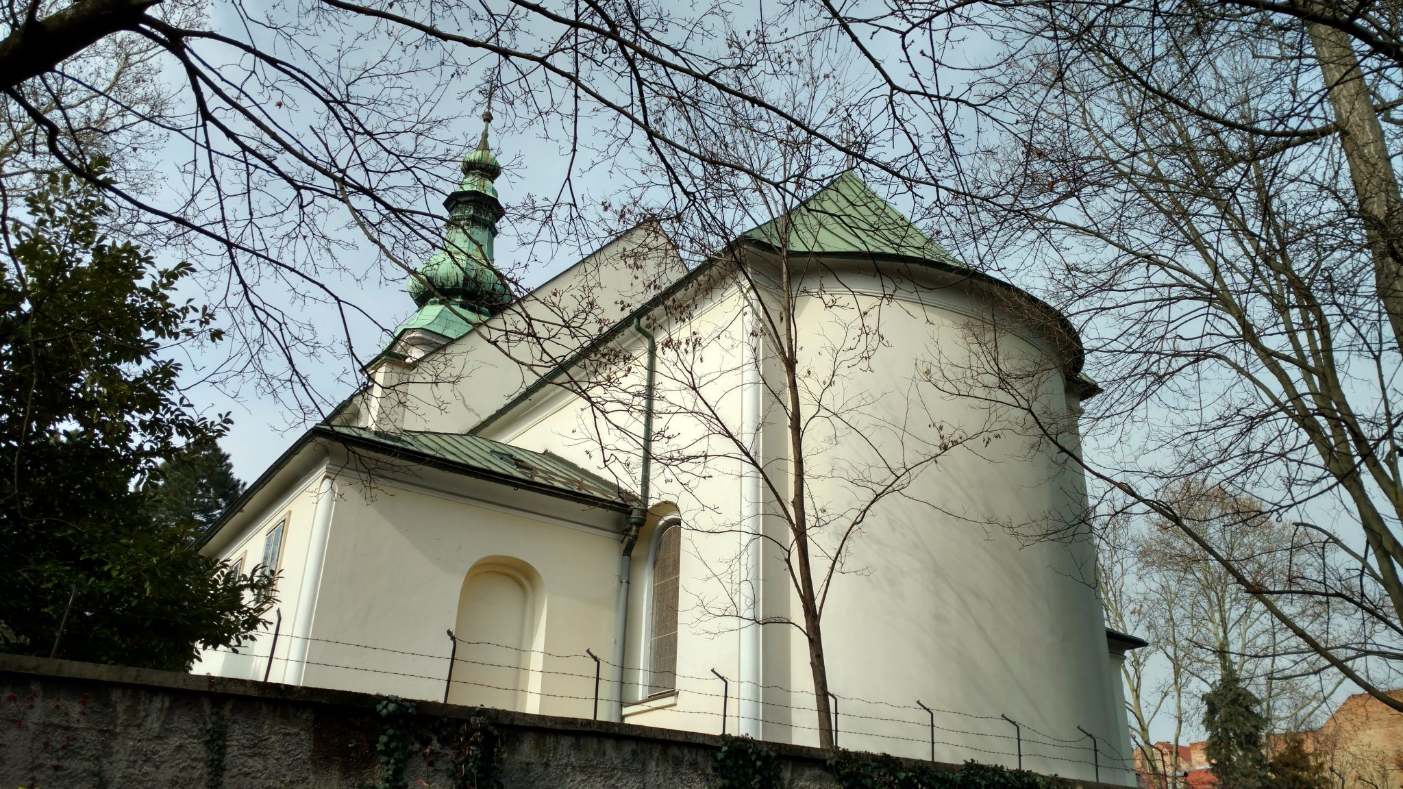 New Home in Zagreb | There's a church in the Backyard