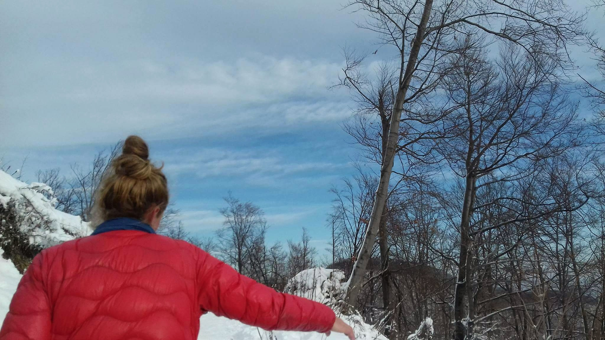 Hiking Medvednica in Snow | Looking back on February