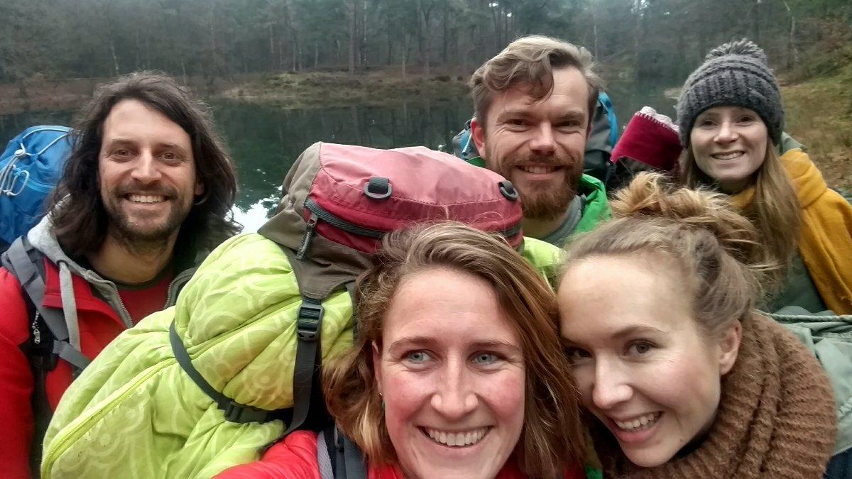 Looking back on January: Birthday Hike