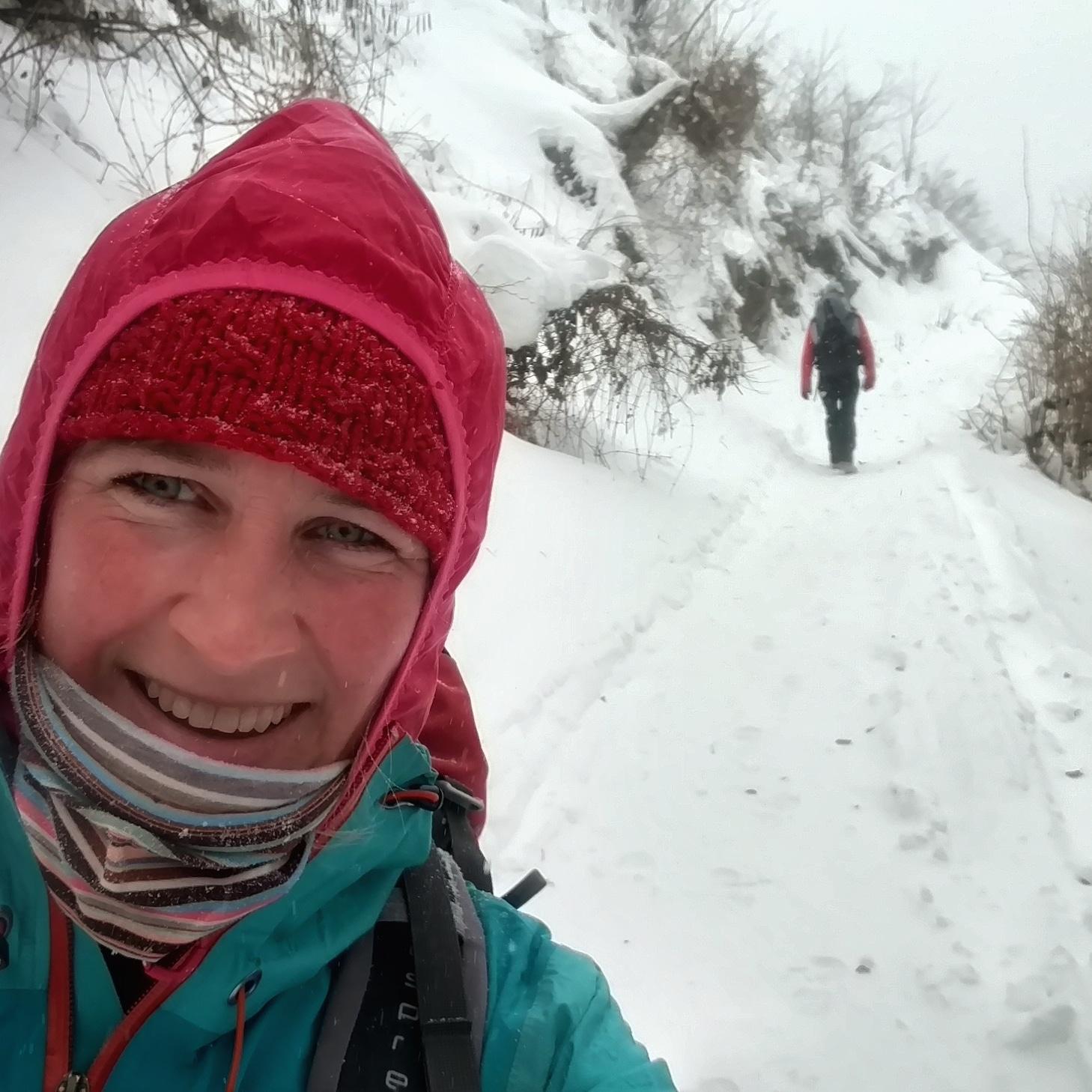 White Medvedinica Winter Walk | Looking back on February