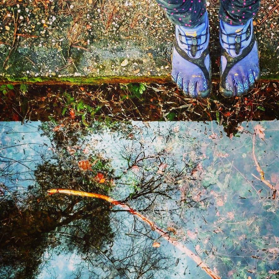Can you hike on those shoes?! | Vibram FiveFingers Spyridon MR