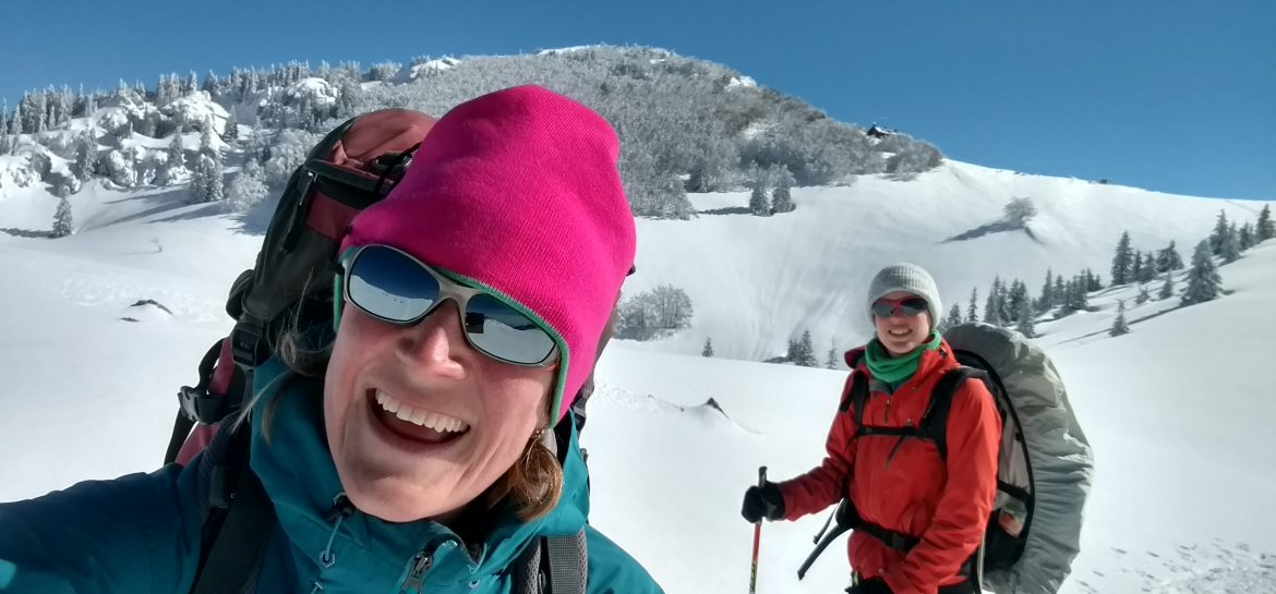 Snowshoeing on Velebit | 5 Days Winter Hiking in Croatia