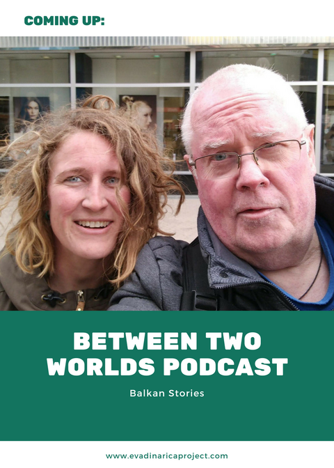 News! Coming up: Between two Worlds Podcast | Here's a teaser