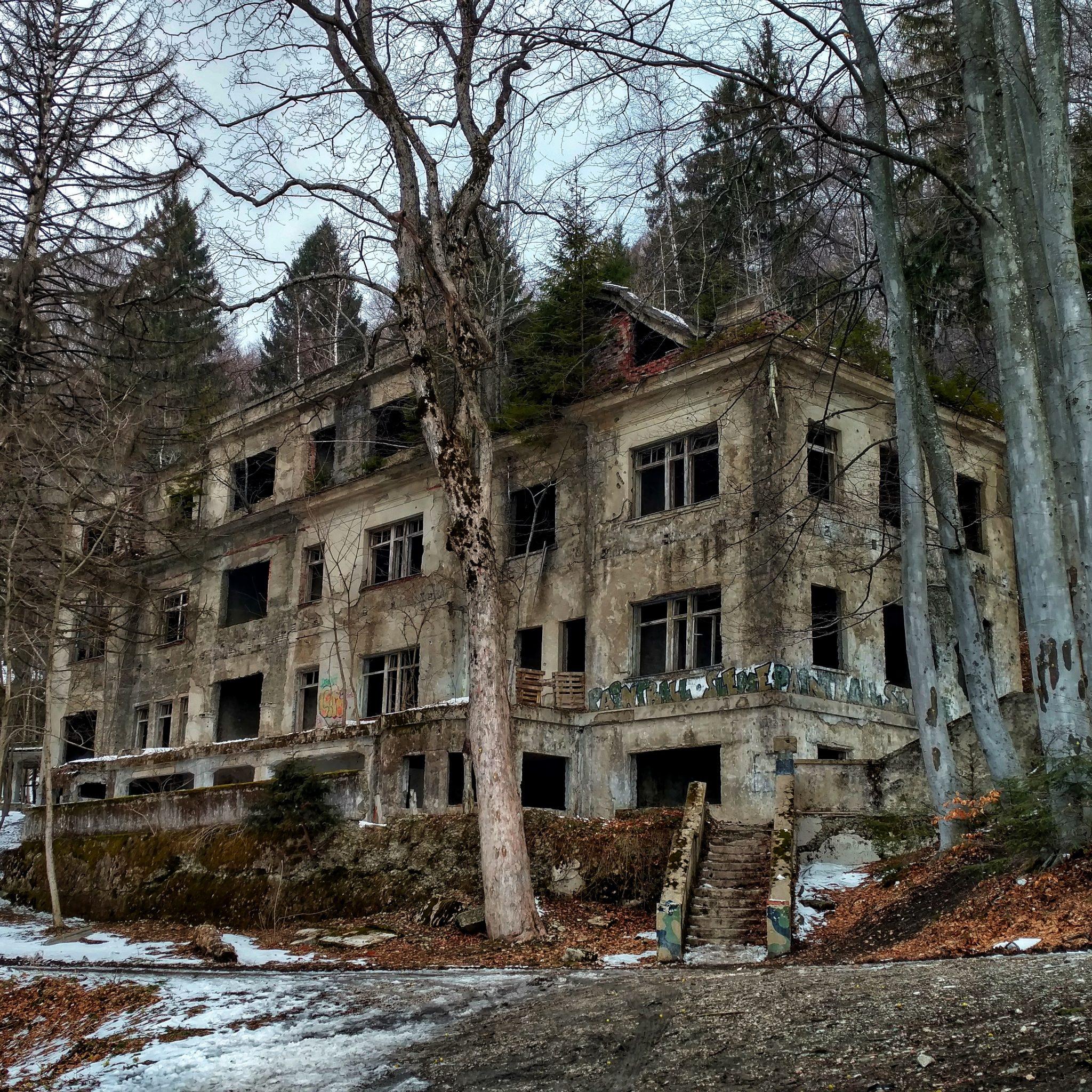 Medvednica Hike to Sanatorium