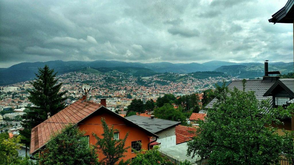Uitzicht over Sarajevo | Bosnië en Herzegovina