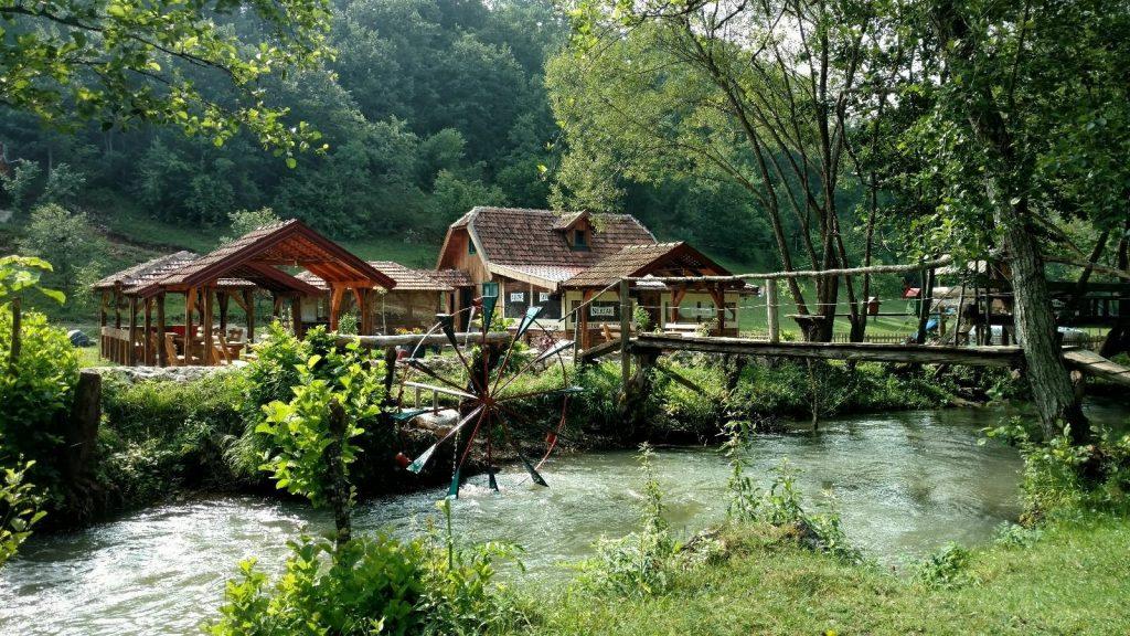 Ziličina eco accommodatie in Bosnië en Herzegovina | Via Dinarica Green Trail