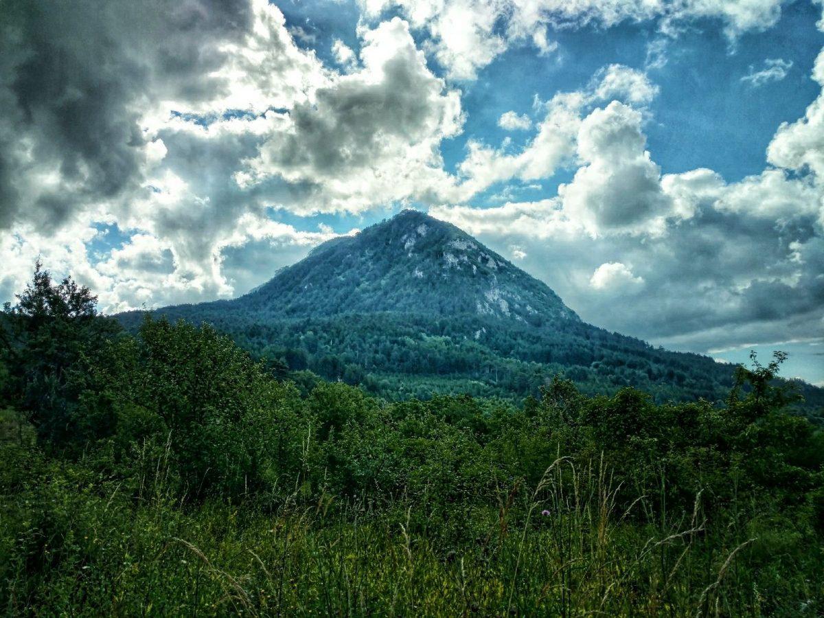Gostilja peak