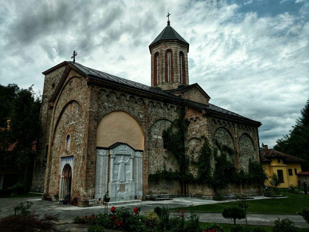 Rača monastery
